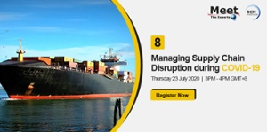 Webinar #8 MTE 23 July 2020 Managing Supply Chain Resilience and Disruption [Specialist Series]