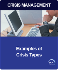 Examples of Crisis Types