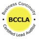 BCCLA Business Continuity Certified Lead Auditor Certification