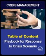 Playbook for Response to Crisis Scenario