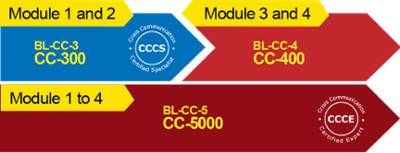 Phases Learning Roadmap  CC-300-CC-400-CC-5000 Crisis Communication Course Phases