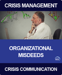 Organization Misdeeds