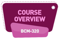 [WSQ-BCM-320] Course Overview