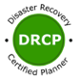DRCP Disaster Recovery Certified Planner certification
