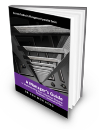 A Manager's Guide to Implement Your Infectious Disease Business Continuity Plan