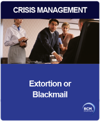 Playbook: Extortion or Blackmail