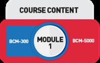 BL-B-5 M1 Course Content BCM-5000