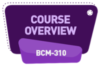 [WSQ-BCM-310] Course Overview