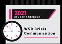 [WSQ-CC-350-450] Course Schedule 2021