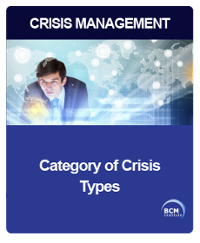 Category of Crisis Types