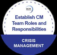 Establish CM Team Roles and Responsibilities