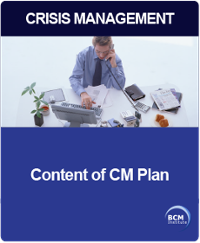 Content of CM Plan