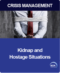 Playbook: Kidnap and Hostage Situations