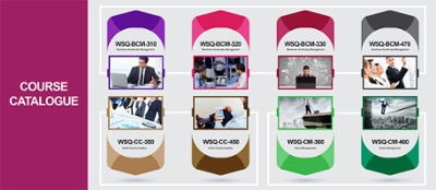 [WSQ] Singapore Workforce Skills Qualification Course Catalog