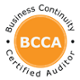 BCCA Business Continuity Certified Auditor Certification