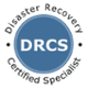 DRCS Disaster Recovery Certified Specialist certification