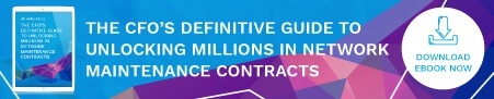 The CFO's Definitive Guide to Unlocking Millions in Network Maintenance Contracts