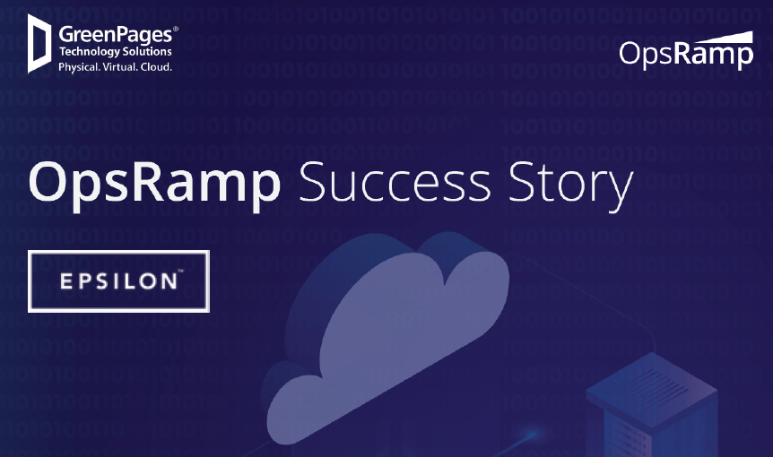 OpsRamp-GreenPages Case Study