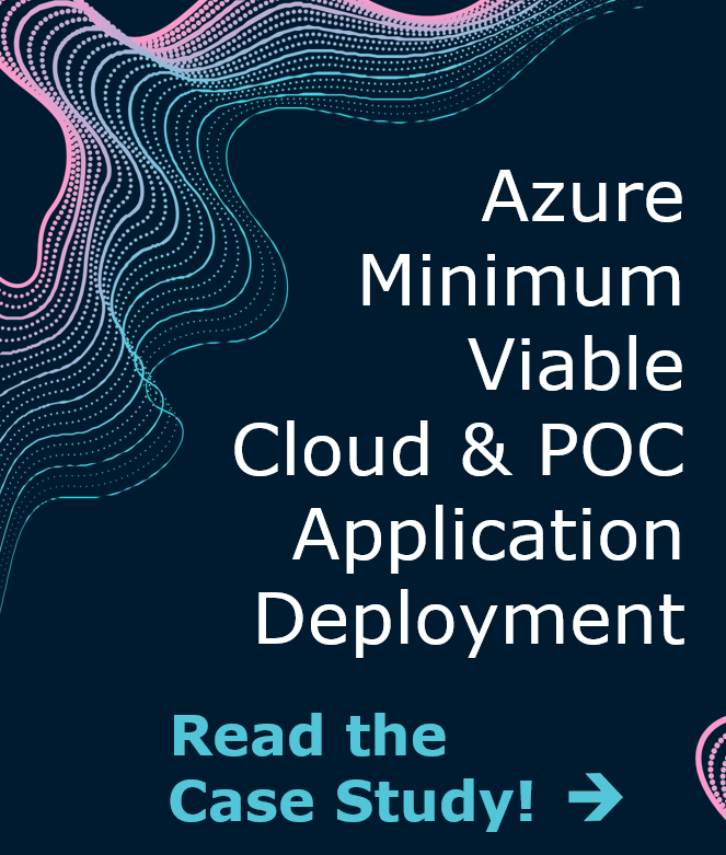 Azure MVP POC Case Study