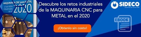 Maquinaria de metal