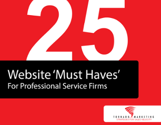 Website Must Haves for Professional Service Firms