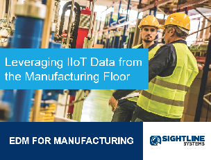 Leveraging IIoT Data from the Factory Floor