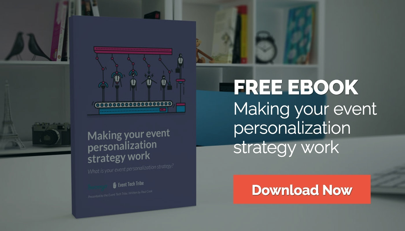 Event Personalization Strategy