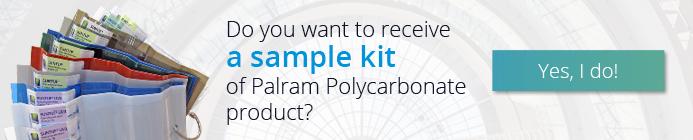 Choose Your Palram Sample Kit