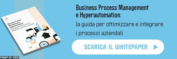 White Paper - Business Process Automation e Hyperautomation