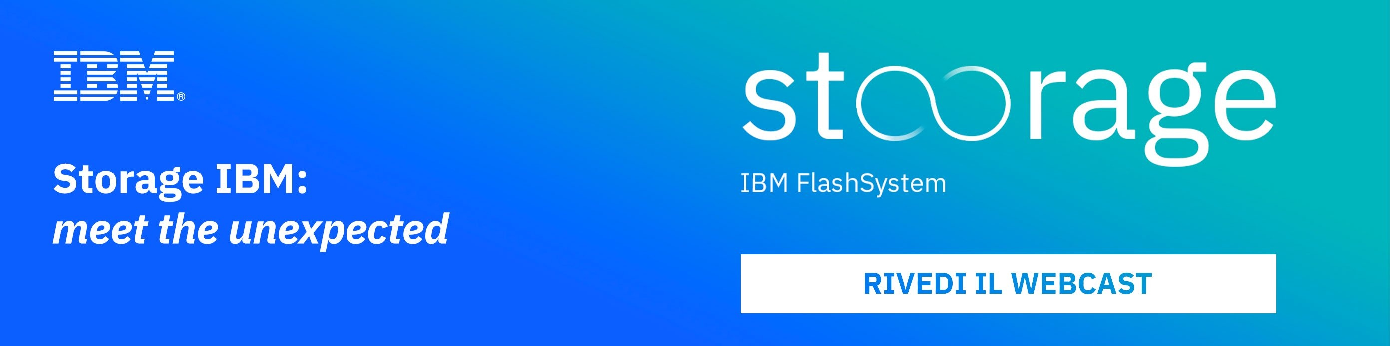 Partecipa a Storage IBM