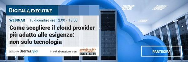 Webinar 15.12.20_Come scegliere il cloud provider più adatto alle esigenze: non solo tecnologia