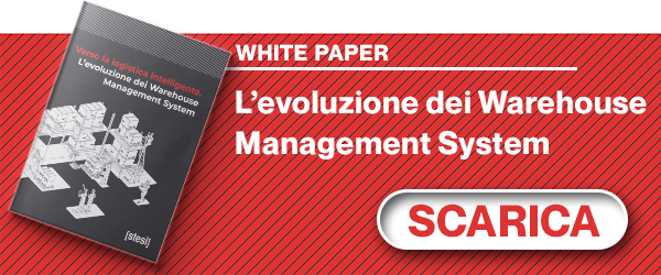 White Paper - Evoluzione dei Warehouse Management System