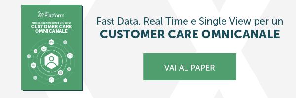 """CLICCA QUI per scaricare il White Paper: """"Customer Care Omnicanale"""""""