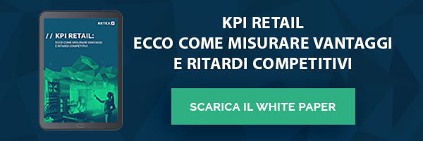 White Paper - KPI Retail: ecco come misurare vantaggi e ritardi competitivi