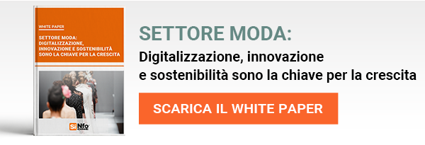 White Paper - Settore Moda: digitalizzazione, innovazione e sostenibilità sono la chiave per la crescita