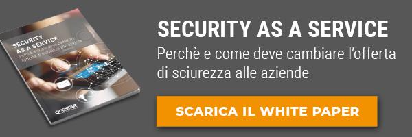 Managed Security Service: come far crescere i servizi in sicurezza. Scarica il White Paper!