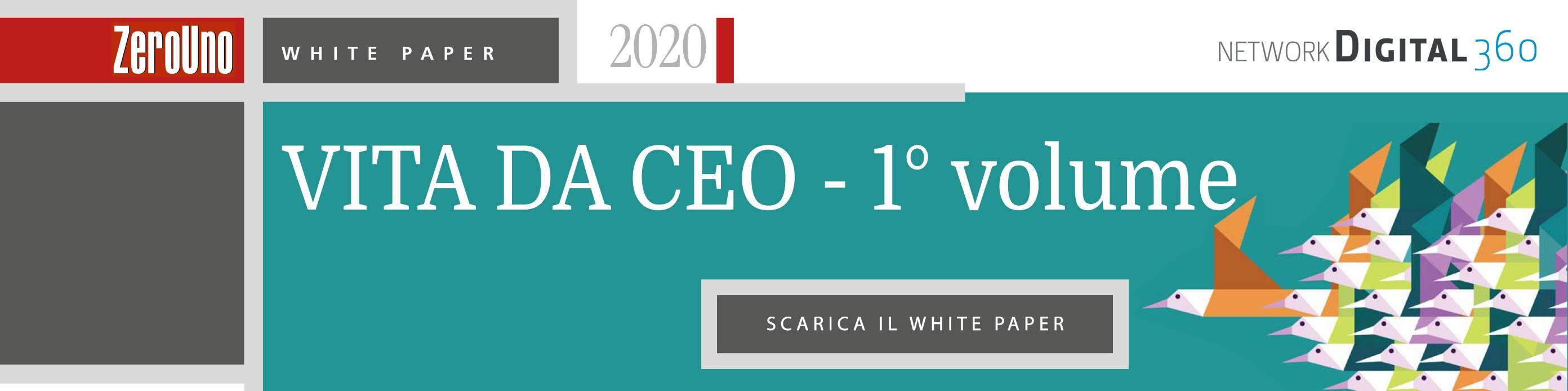 Vita Da CEO - Volume 1 - Scarica il whitepaper