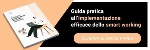White Paper - Guida pratica all'implementazione efficace dello Smart Working