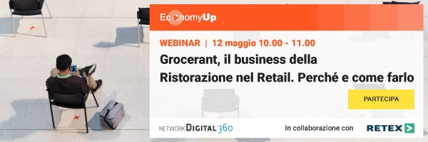 WEBINAR - Grocerant, il business della Ristorazione nel Retail. Perché e come farlo