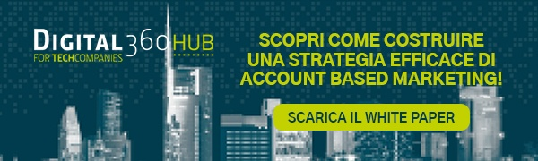 Scopri come costruire una strategia efficace di Account based Marketing!