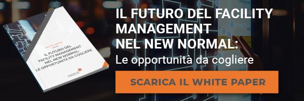 """CLICCA QUI per scaricare il White Paper: """"Il futuro del facility management nel new normal: le opportunità da colgiere"""""""""""