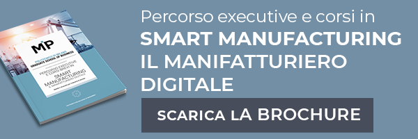 "Clicca qui e scarica la brochure: ""Percorso executive e corsi in Smart Manufacturing"""