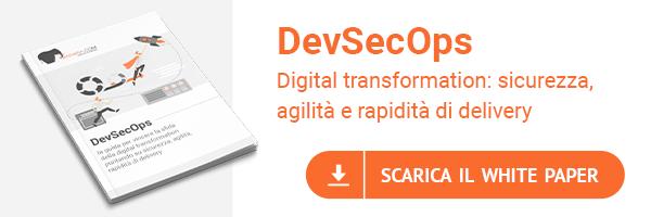 Sinthera - White Paper - DevSecOps la guida per vincere la sfida della digital transformation