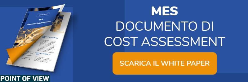 White Paper - MES documento di cost assessment