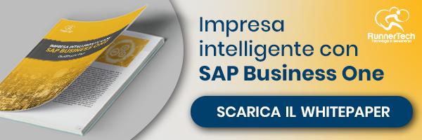 RunnerTech - White Paper - Impresa intelligente con SAP business one: giuda per PMI