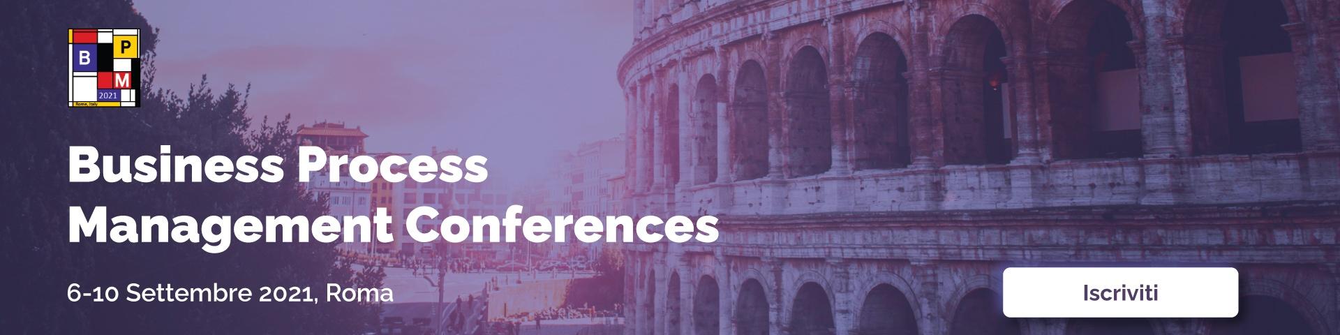 Business Process Management Conferences