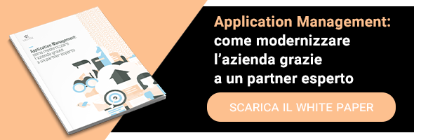 White Paper - Application Management: come modernizzare l'azienda grazie a un partner esperto