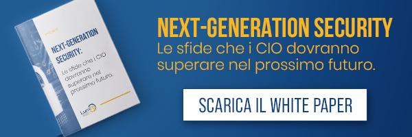 """Clicca qui e scarica il White Paper: """"Next-generation security"""""""