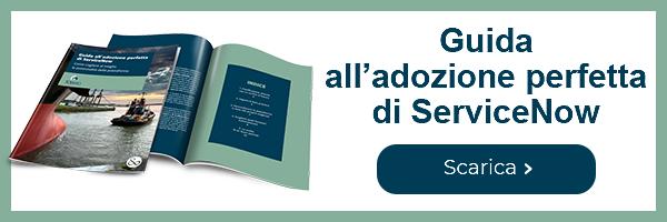 Beta 80 - White Paper - Guida all'adozione di servicenow