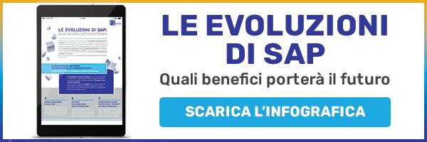 Le evoluzioni di SAP - quali benefici porterà il futuro